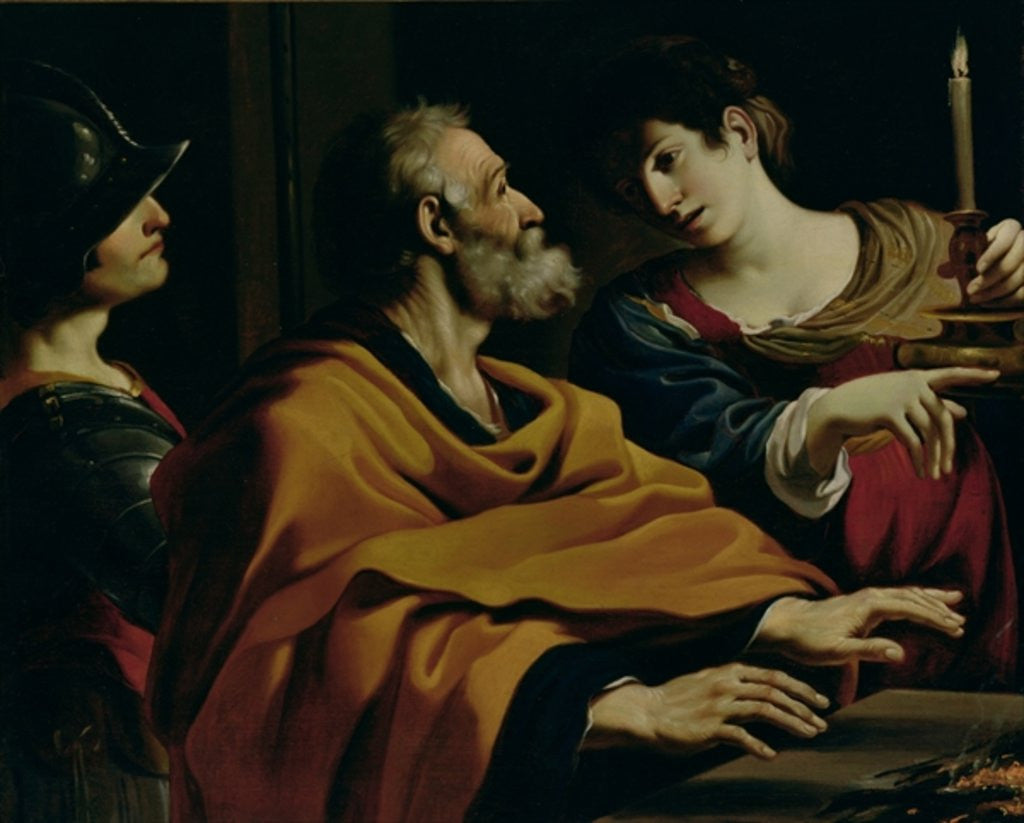 The Denial of St. Peter