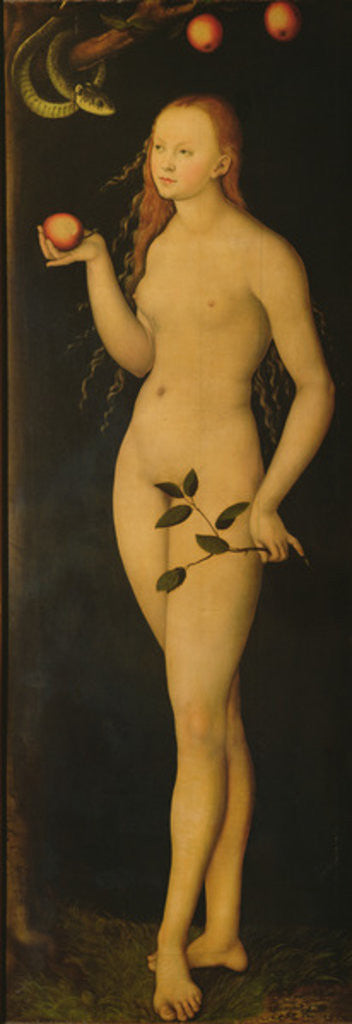 Detail of Eve by Lucas