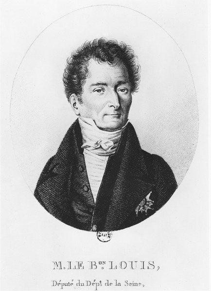 Baron Joseph Dominique Louis by French School