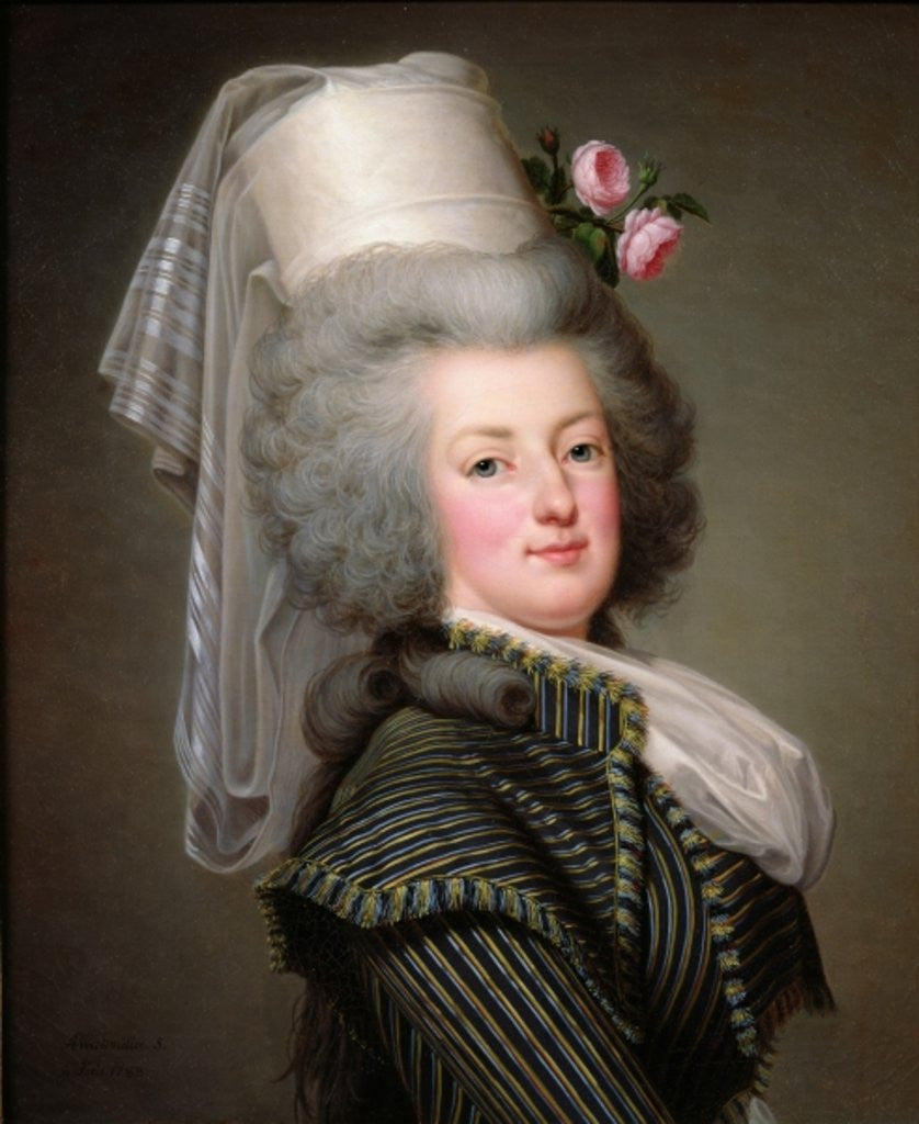 Marie-Antoinette of Habsbourg-Lorraine, Archduchess of Austria, Queen of France and Navarre
