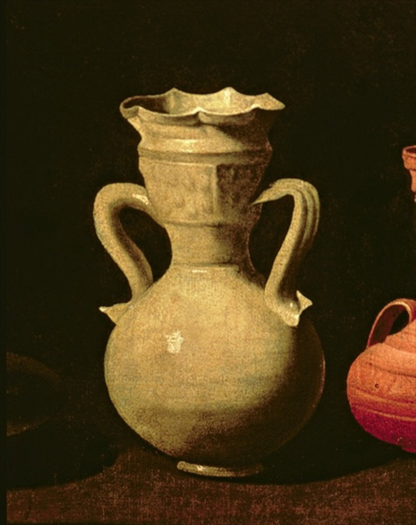 Detail of Still Life by Francisco de Zurbaran
