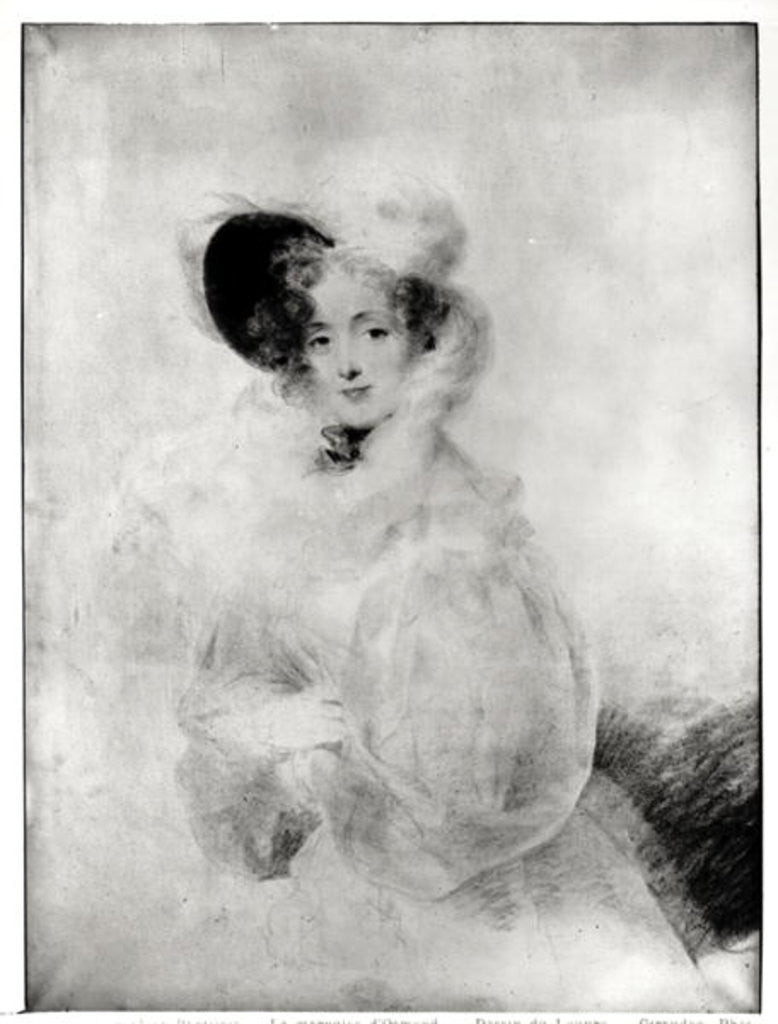 Charlotte Louise Eleonore Adelaide d'Osmond, Countess de Boigne early 19th century