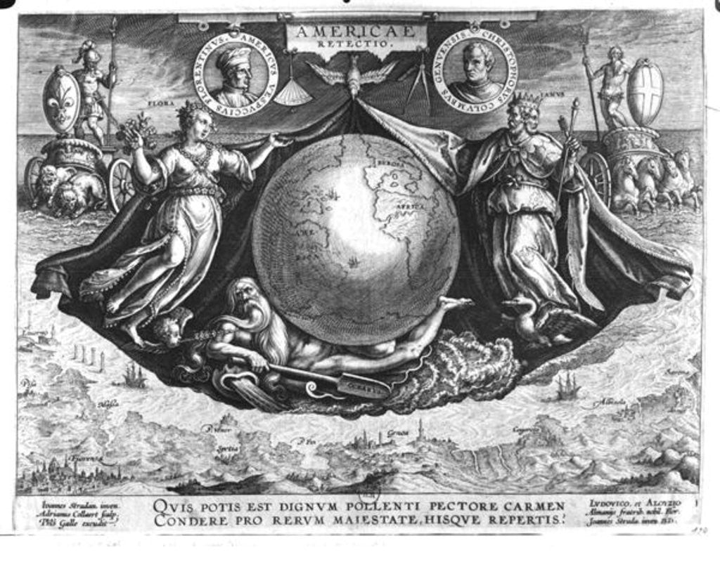 the importance of christopher columbus discovery of america Most of us were taught that christopher columbus discovered america yet it is  far from clear cut there are alternative theories about who got.