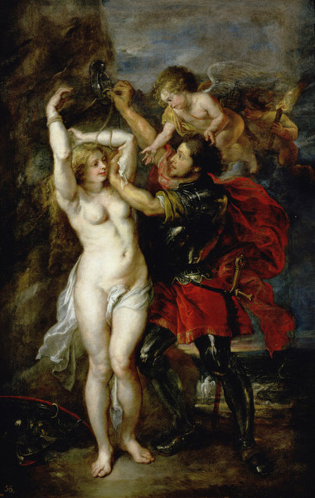 Perseus and Andromeda by Peter Paul Rubens