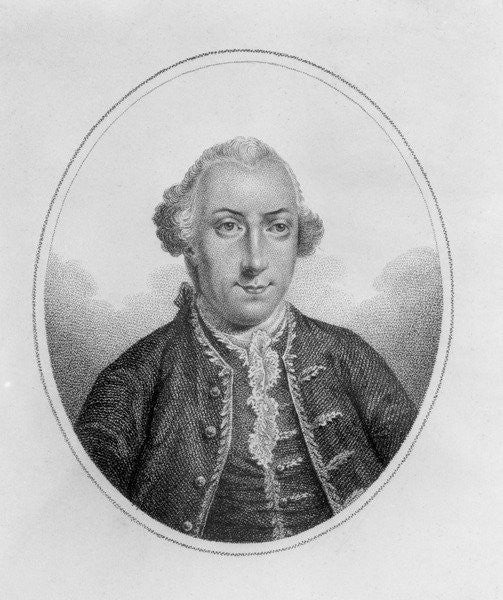 Frederic Calvert, Lord Baltimore by English School