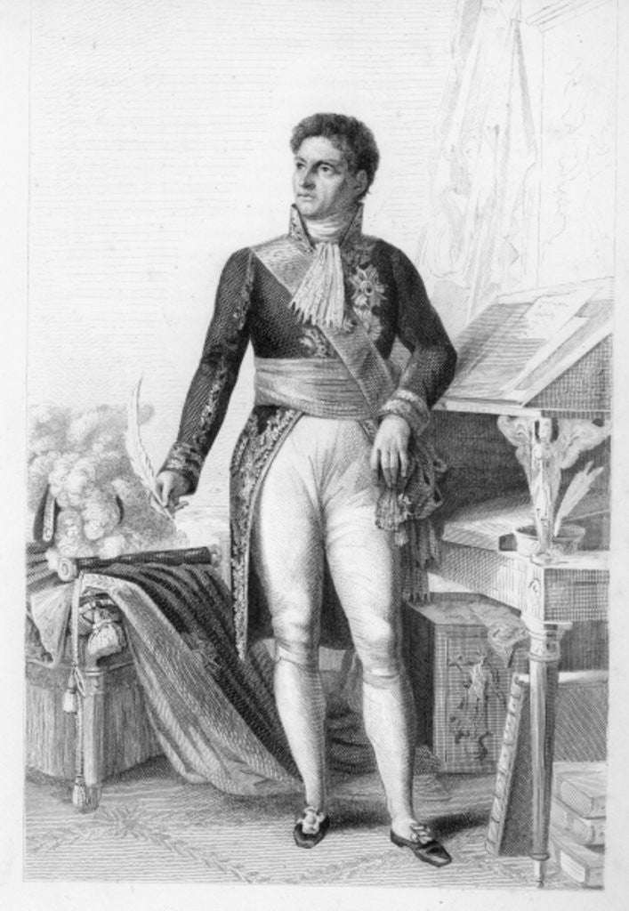 Alexandre Berthier, Prince de Neuchatel and Marshal of France