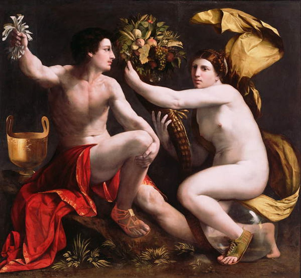 Allegory of Fortune, c.1530 by Dosso Dossi