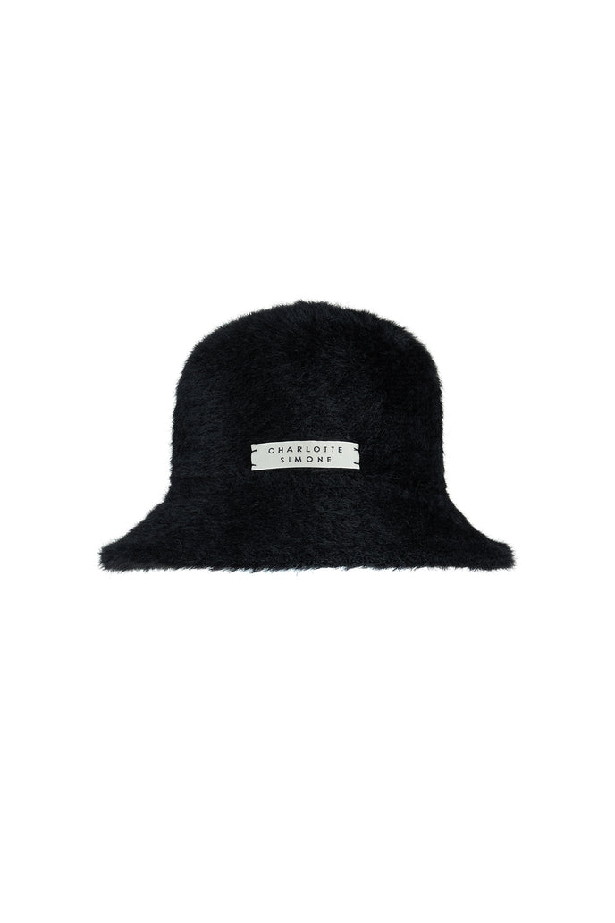 Peggy Hat Black - Product Shot