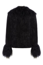 Petite Penny Jacket Black - Product Shot Back