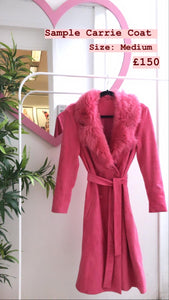 Sample Carrie Coat