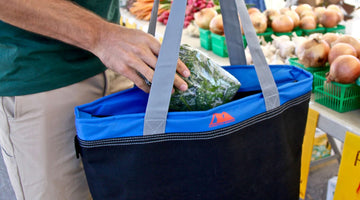 7 reasons to use a re-usable grocery bag
