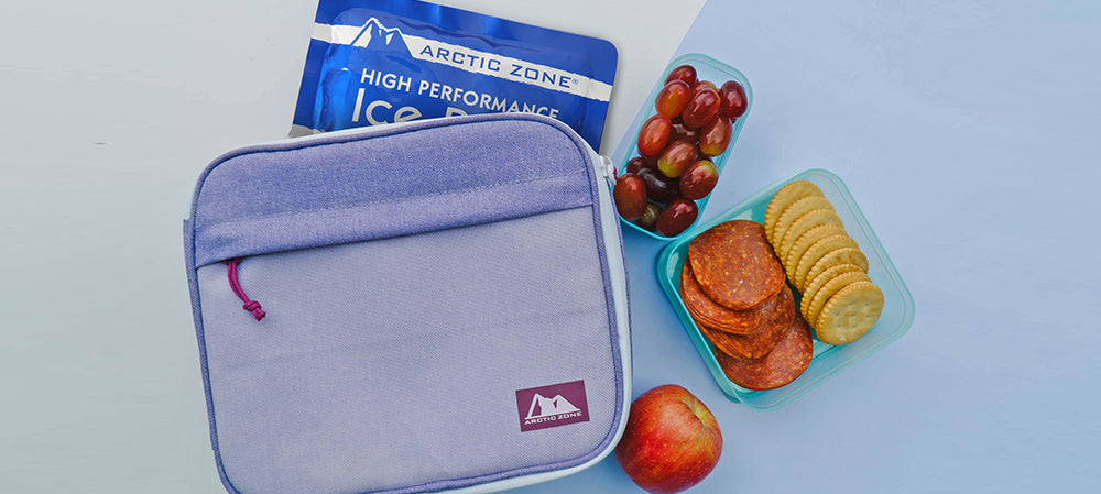 Lunch Kits - With Ice & Containers