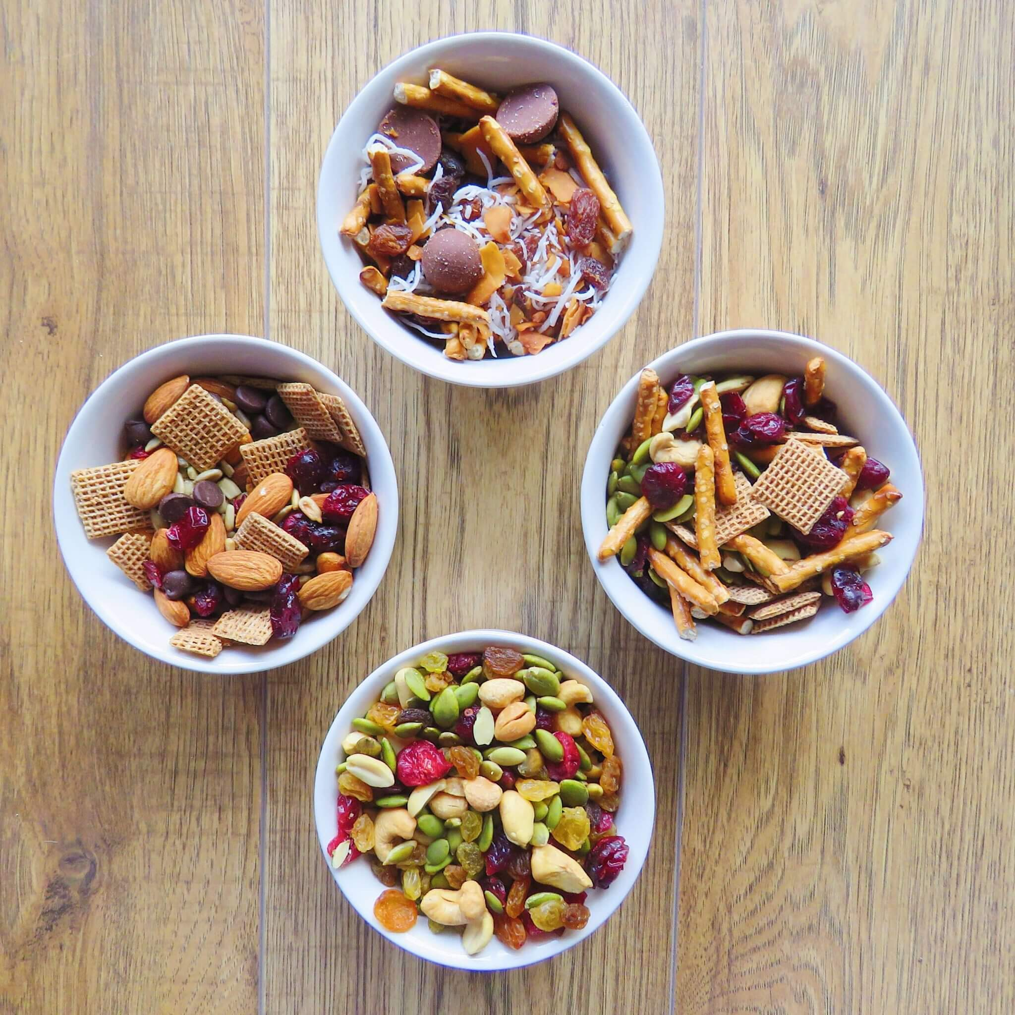 Trail Mix bowl