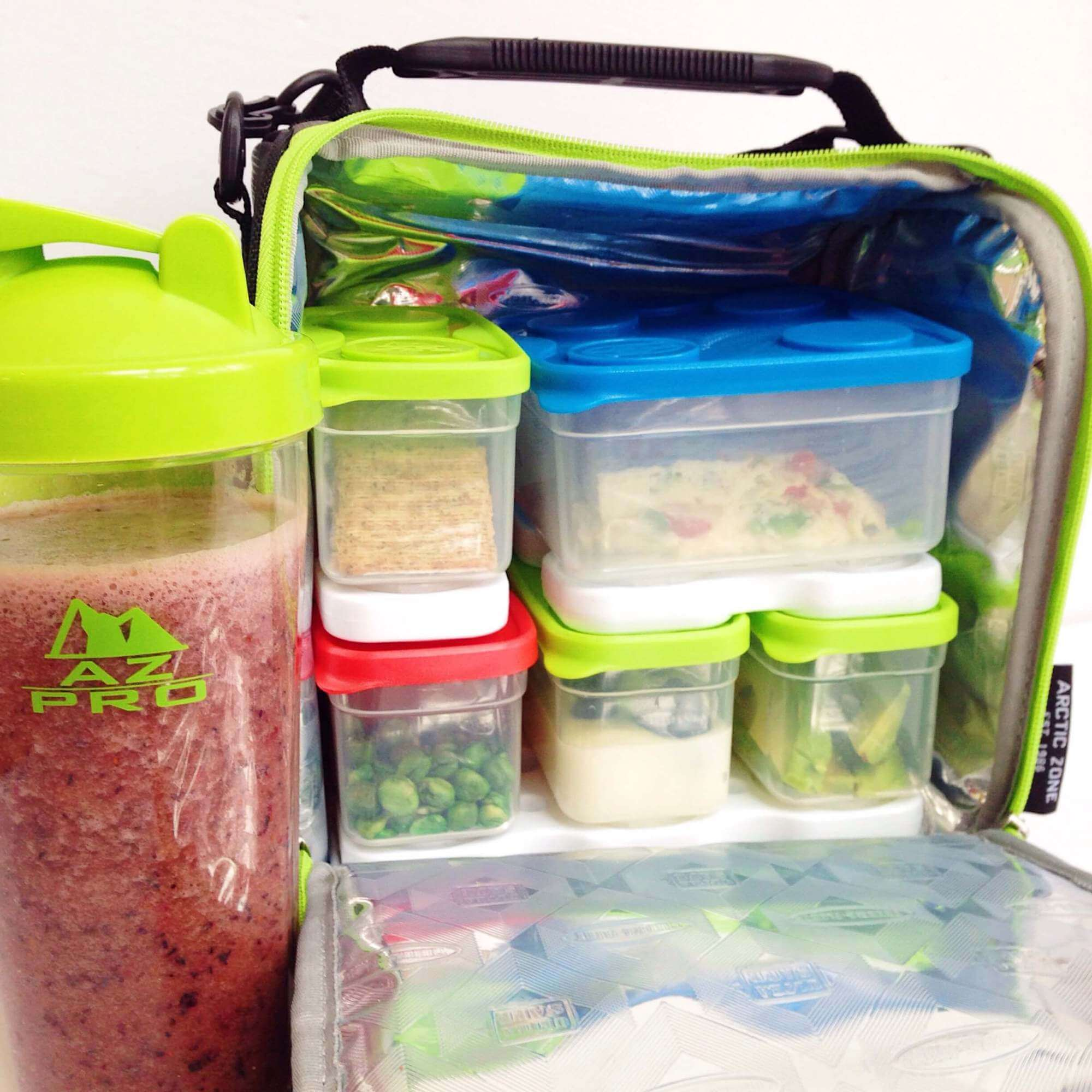 Portion Control Fuel Pack - Food Diary