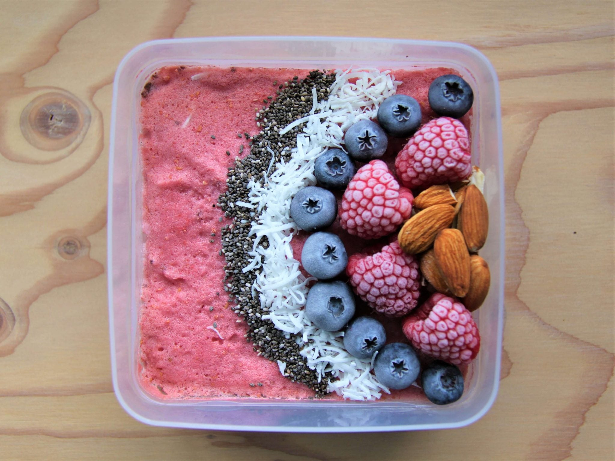 Smoothie Bowl - Berry Rich Bowl