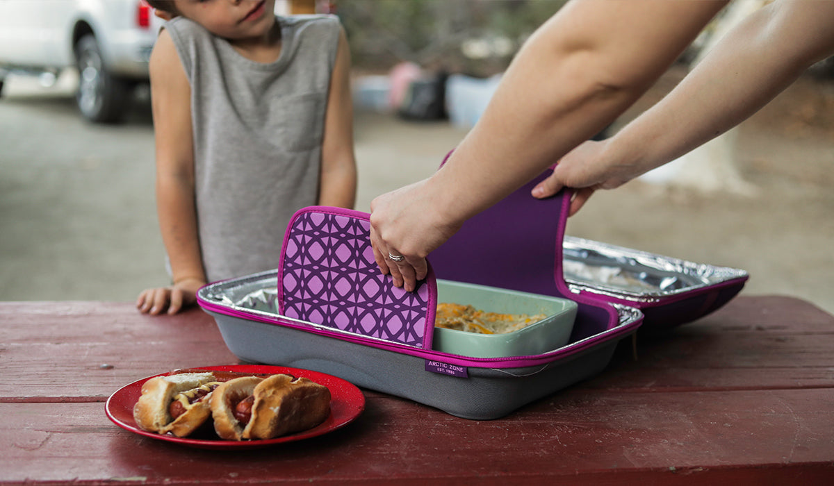 Food Pro Deluxe Thermal Carrier