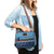 Arctic Zone® Canvas Expandable - Blue - Model carry, horizontal