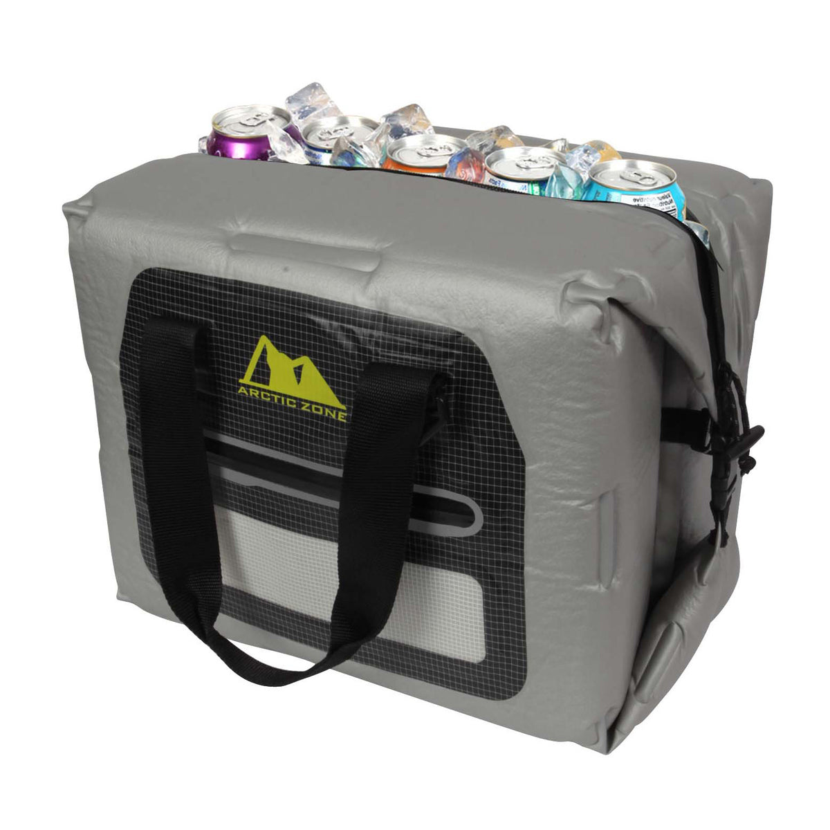 Arctic Zone® 30 Can Self-Inflating Cooler - box