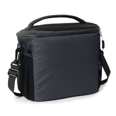 High Performance Meal Prep Day Pack - Black - Back