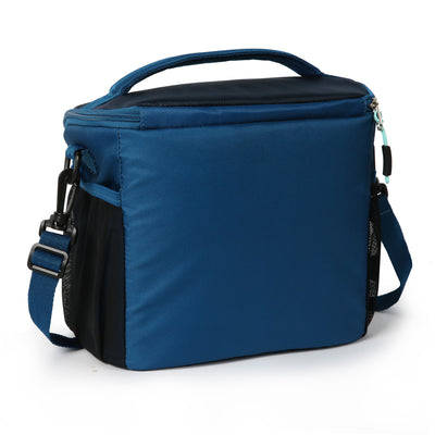 High Performance Meal Prep Day Pack - Blue - Back