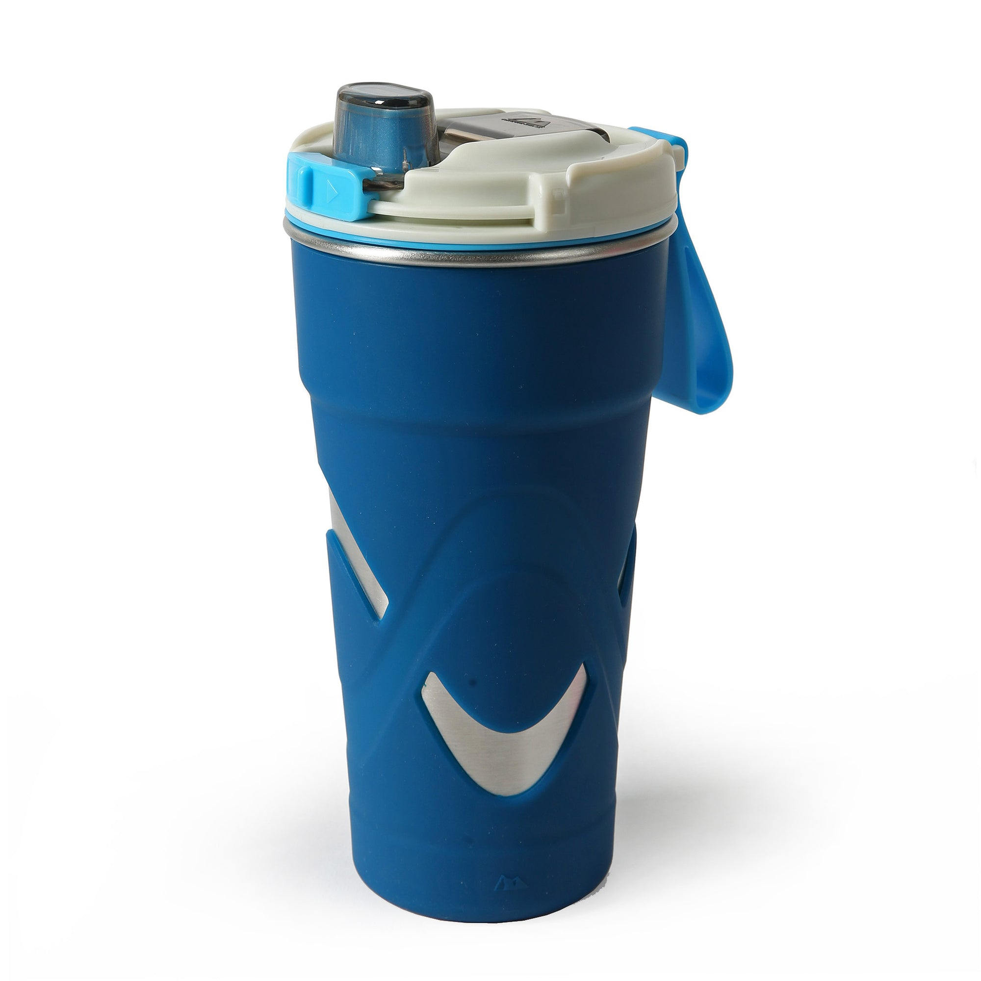 Arctic Zone® 20oz Super Chug™ Stainless Steel - Blue - Front