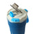 Arctic Zone® 20oz Super Chug™ Stainless Steel - Blue - Drinking spout