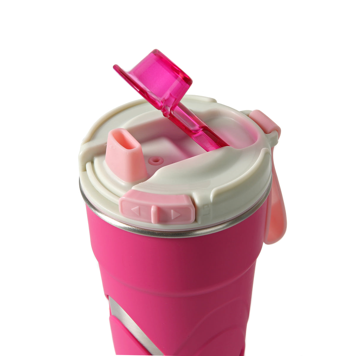 Arctic Zone® 20oz Super Chug™ Stainless Steel - Pink - Drinking spout