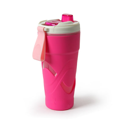 Arctic Zone® 20oz Super Chug™ - Pink - Back