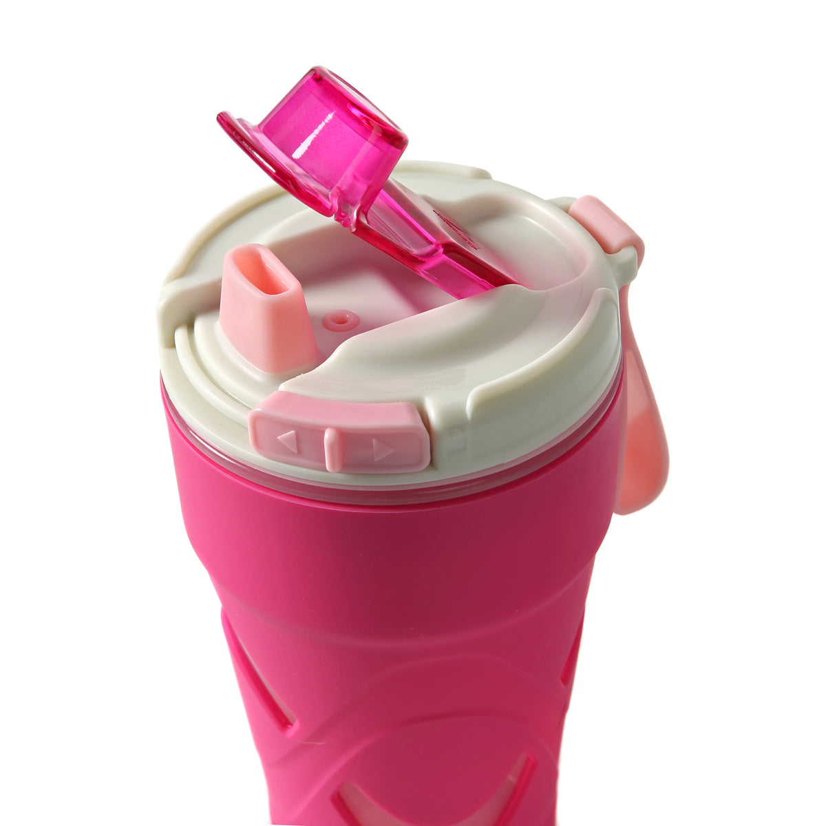 Arctic Zone® 16oz Super Chug™ - Pink - Drinking spout