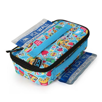Arctic Zone® Ice Walls® Lunch Box  - Cute food - 2 high performance ice walls