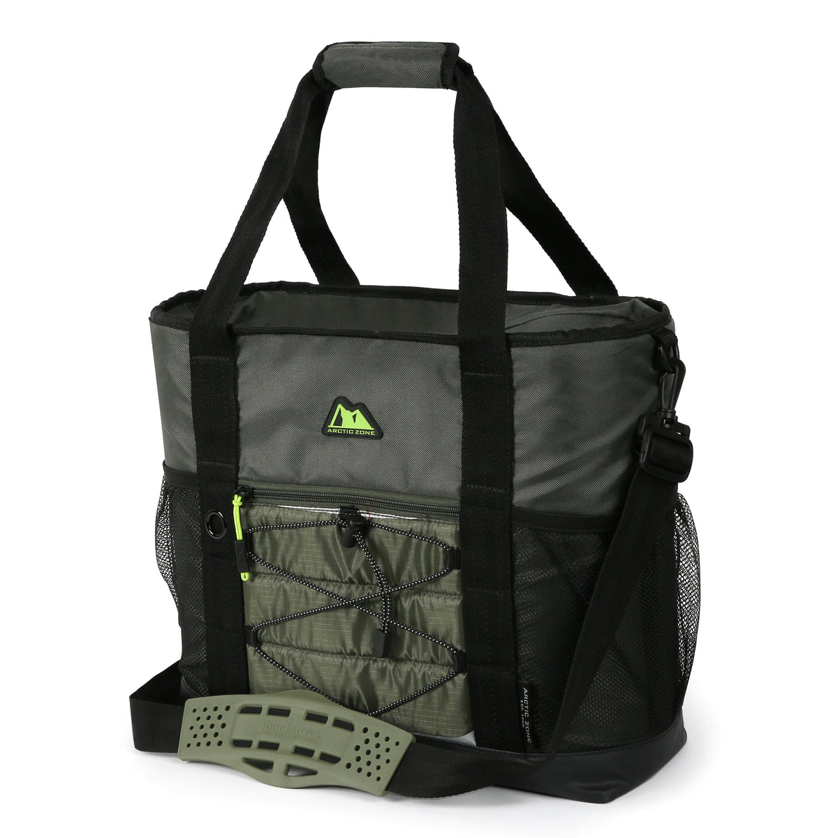 Arctic Zone® 30 Can Ultimate Sport Tote - Green