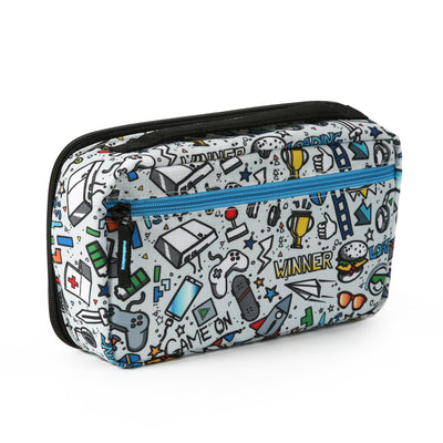 Arctic Zone® Ice Walls® Lunch Box - video game - Back