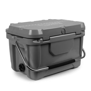 Titan Deep Freeze® 20Q High Performance Cooler - Back