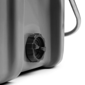 Titan Deep Freeze® 20Q High Performance Cooler - Drain detail