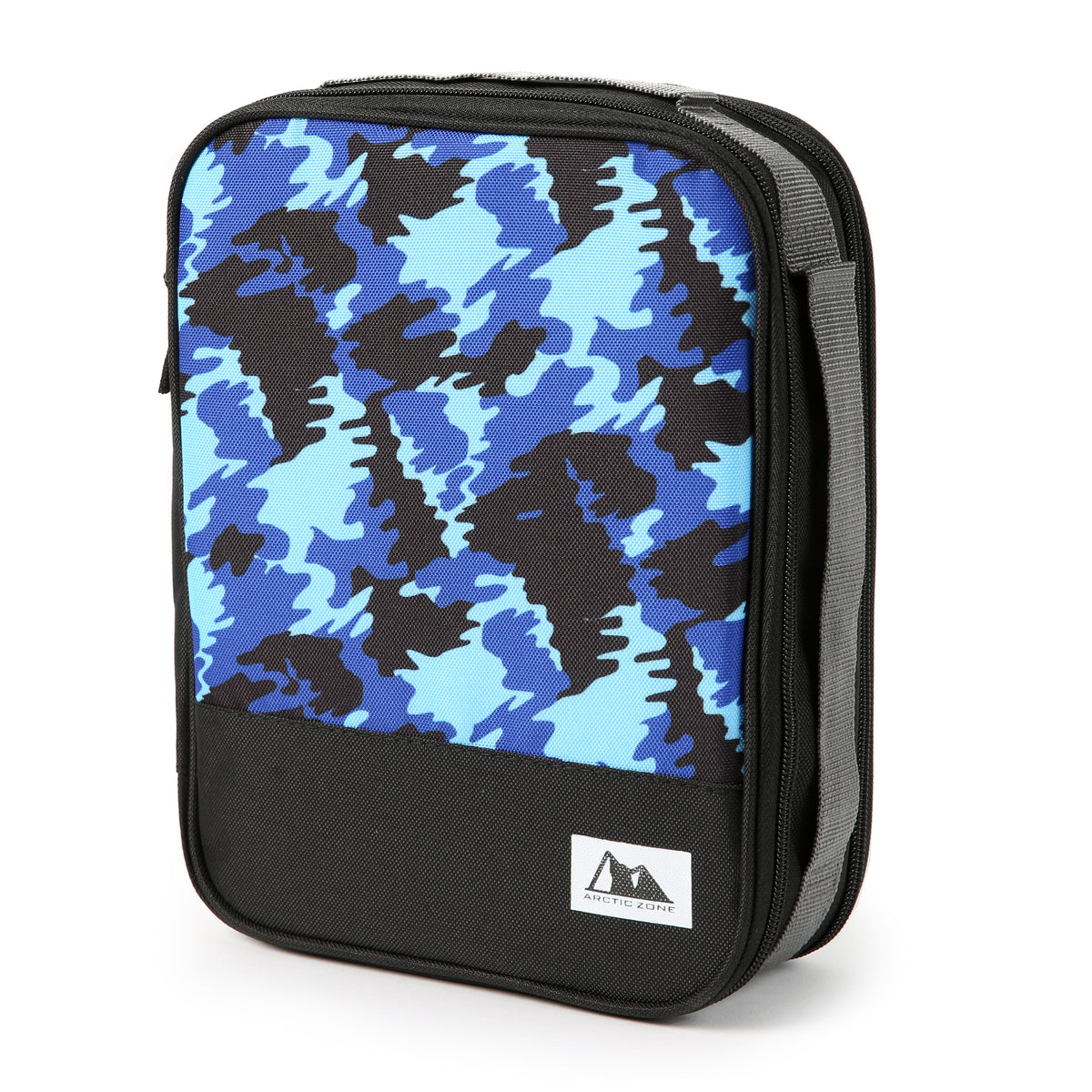 Arctic Zone® Expandable Urban Lunch Pack - Smudge Camo - Collapsed