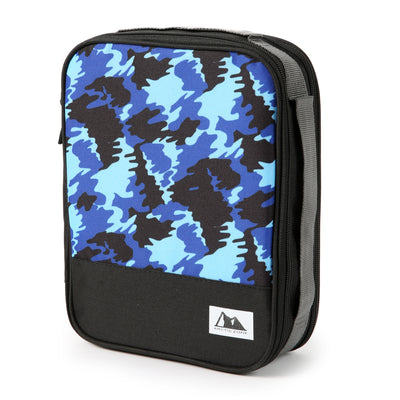Arctic Zone Expandable Urban Lunch Pack - Smudge Camo - Collapsed