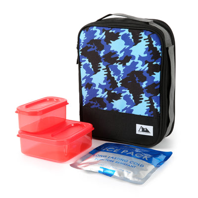 Arctic Zone® Expandable Urban Lunch Pack - Smudge Camo - Lunch Pack and accessories