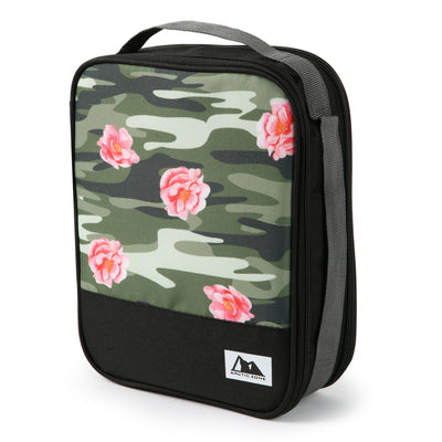 Arctic Zone® Expandable Urban Lunch Pack - Rose Camo - Collapsed
