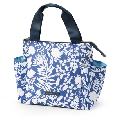 Arctic Zone® Dabney Lee Karina Tote - Summer Fling - Front, closed