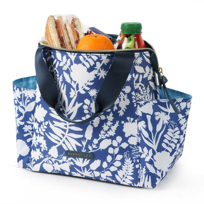 Arctic Zone® Dabney Lee Karina Tote - Summer Fling - Open, propped