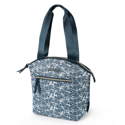 Arctic Zone® Dabney Lee Soft Tote - Bruno - Front, closed