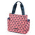 Arctic Zone® Dabney Lee Karina Tote - Polly Coral - Front, closed