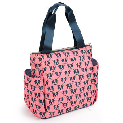Arctic Zone® Dabney Lee Karina Tote - Polly Coral - Back