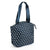 Arctic Zone® Dabney Lee Soft Tote - Dottie Navy - Back