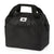 Arctic Zone® High Performance Meal Prep Lunch Bag M.D. - Black - Front, closed