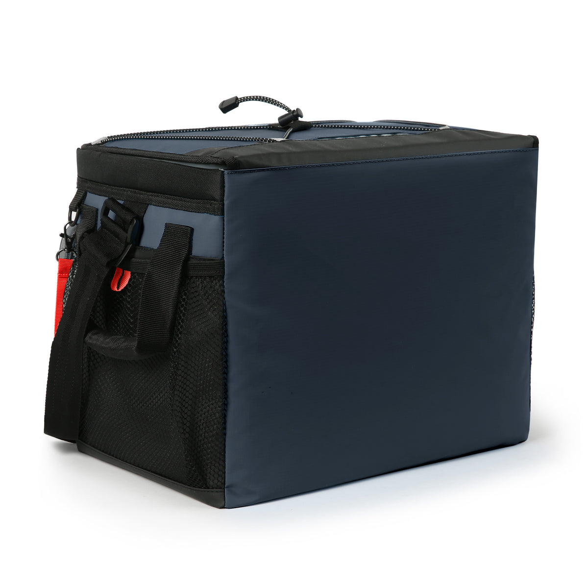 Titan Deep Freeze® 30 Can Zipperless™ Cooler - Navy - Back
