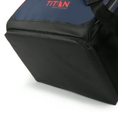 Titan Deep Freeze® 30 Can Zipperless™ Cooler - Navy - Bottom