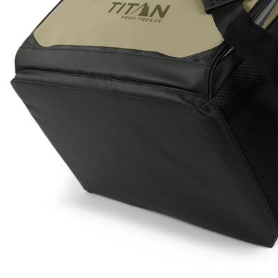 Titan Deep Freeze® 30 Can Zipperless™ Cooler - Moss - Bottom