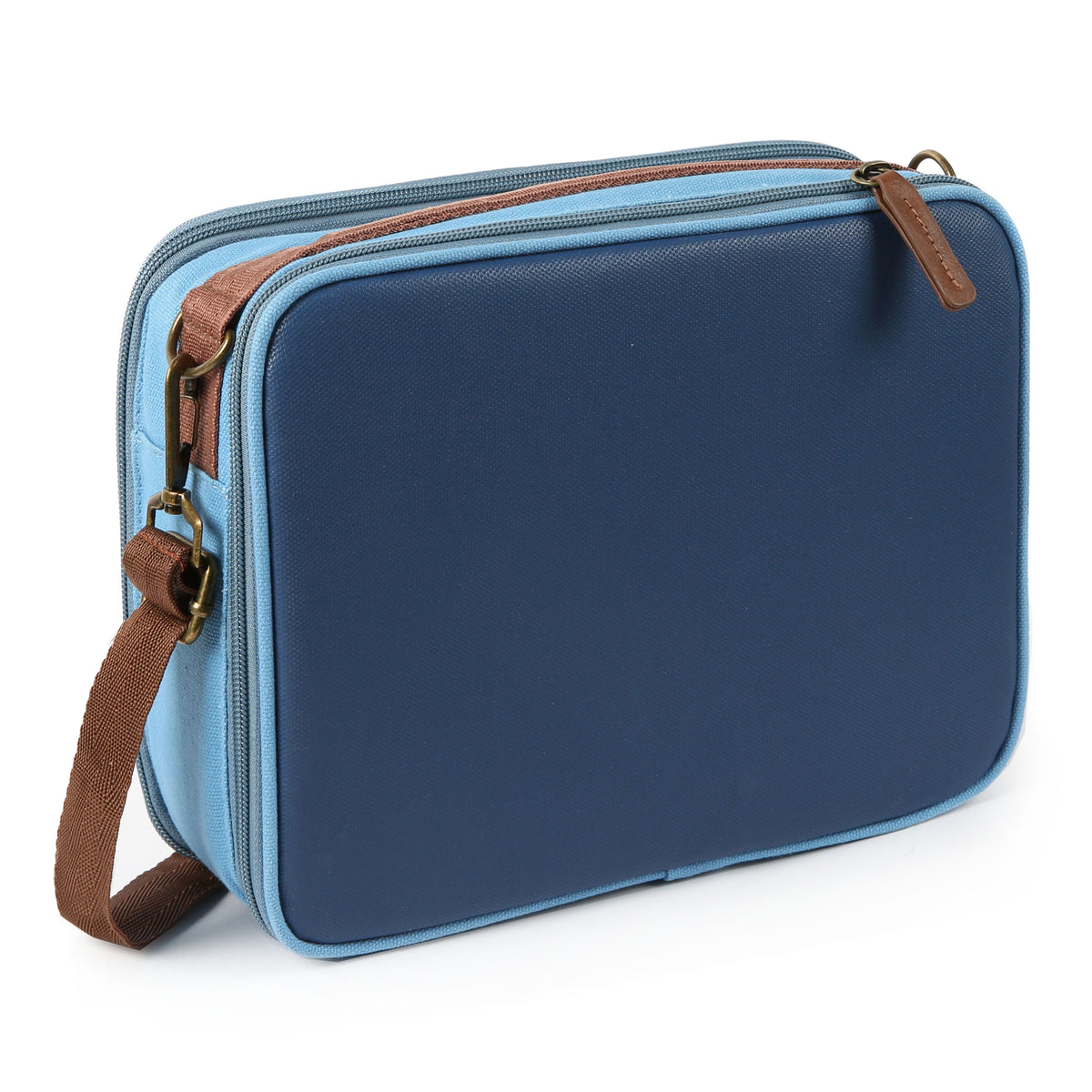 Arctic Zone® Canvas Expandable - Blue - Back