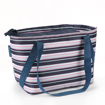 Arctic Zone® Commuter Tote - Mixed Stripes - Back